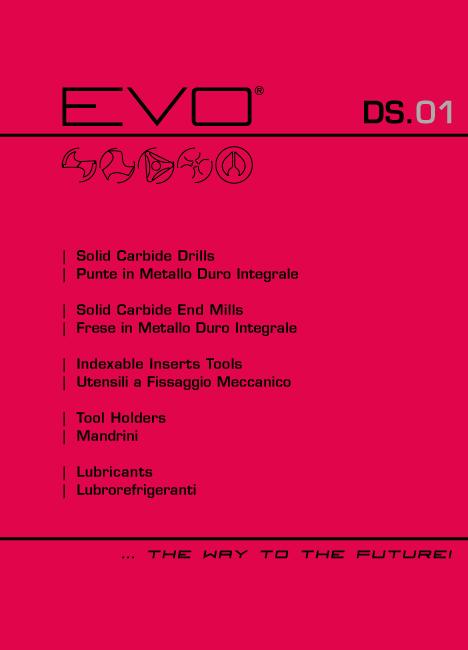 Catalogo EVO DS.01