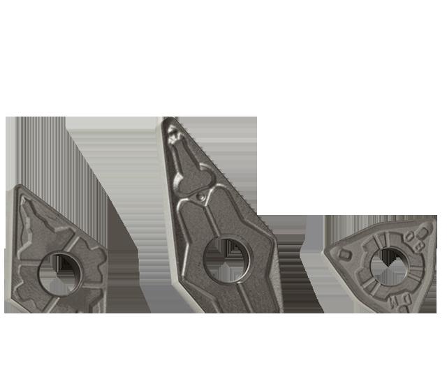 EVO utensili a fissaggio meccanico