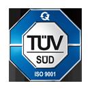 Certificato ISO TUV