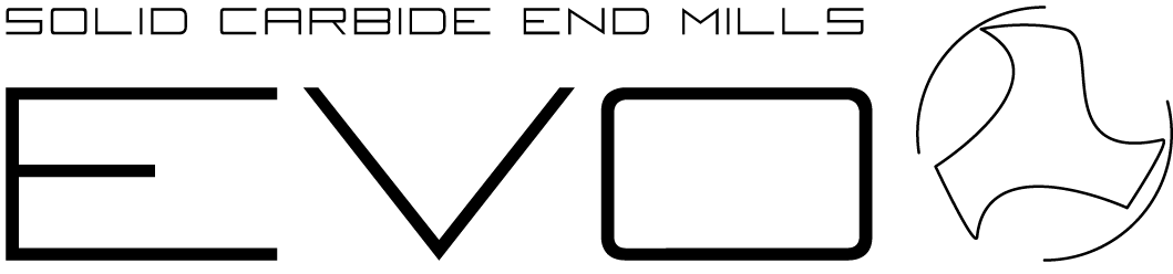 EVO solide carbide end drills